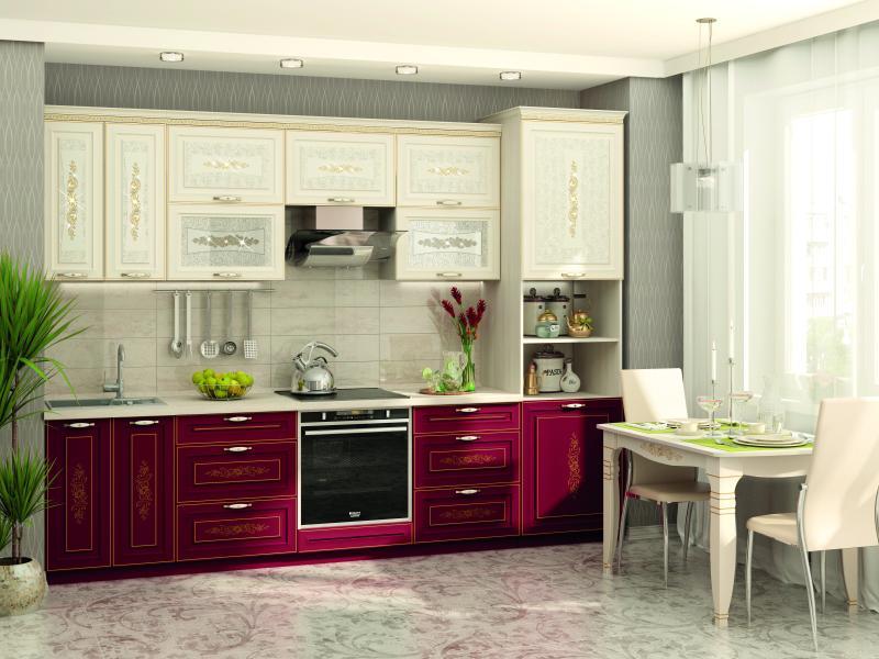 Продам Модульная кухня Виктория от МФ Витра.