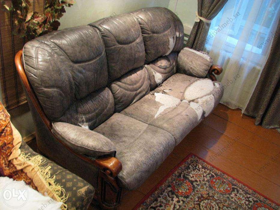 Предложение: Утилизация дивана, вывоз дивана