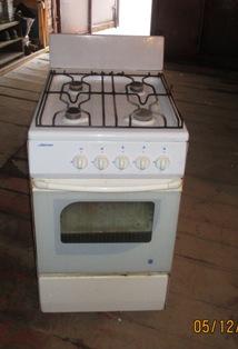 Продам газовую четырехгорелочную плиту