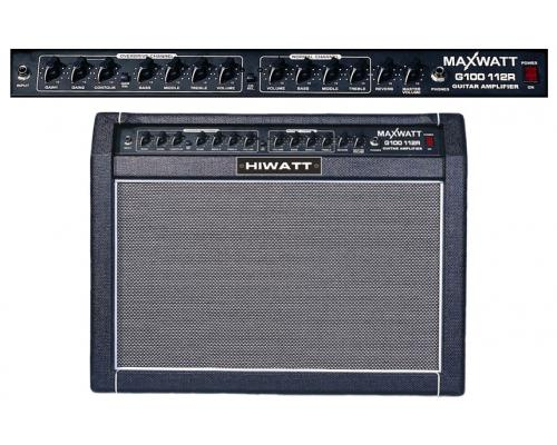 Продам Гитарный комбо Hiwatt G100 112R