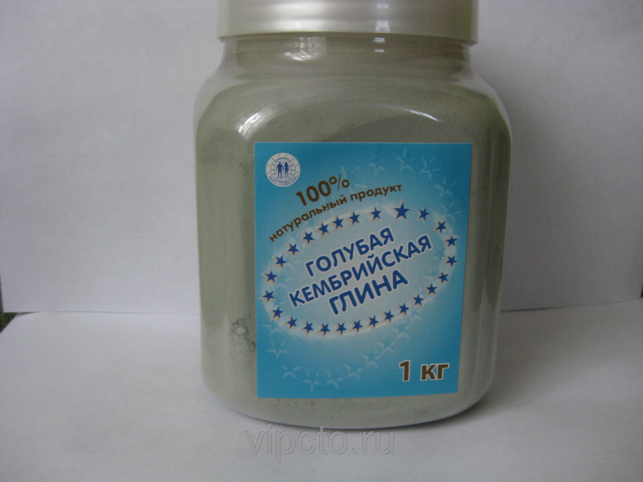 Продам Глина кембрийская голубая - очищение