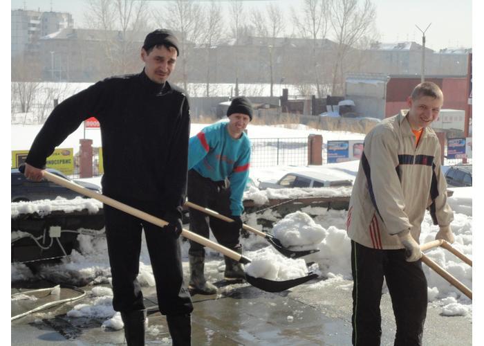 Предложение: Уборка снега ,вывоз мусора