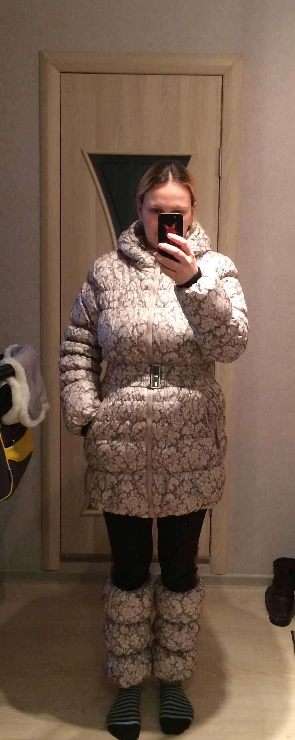 Продам Зимняя куртка для беременных 2в 1