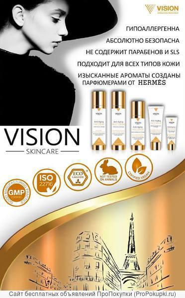 Продам Вечная молодость с  VISION Skincare