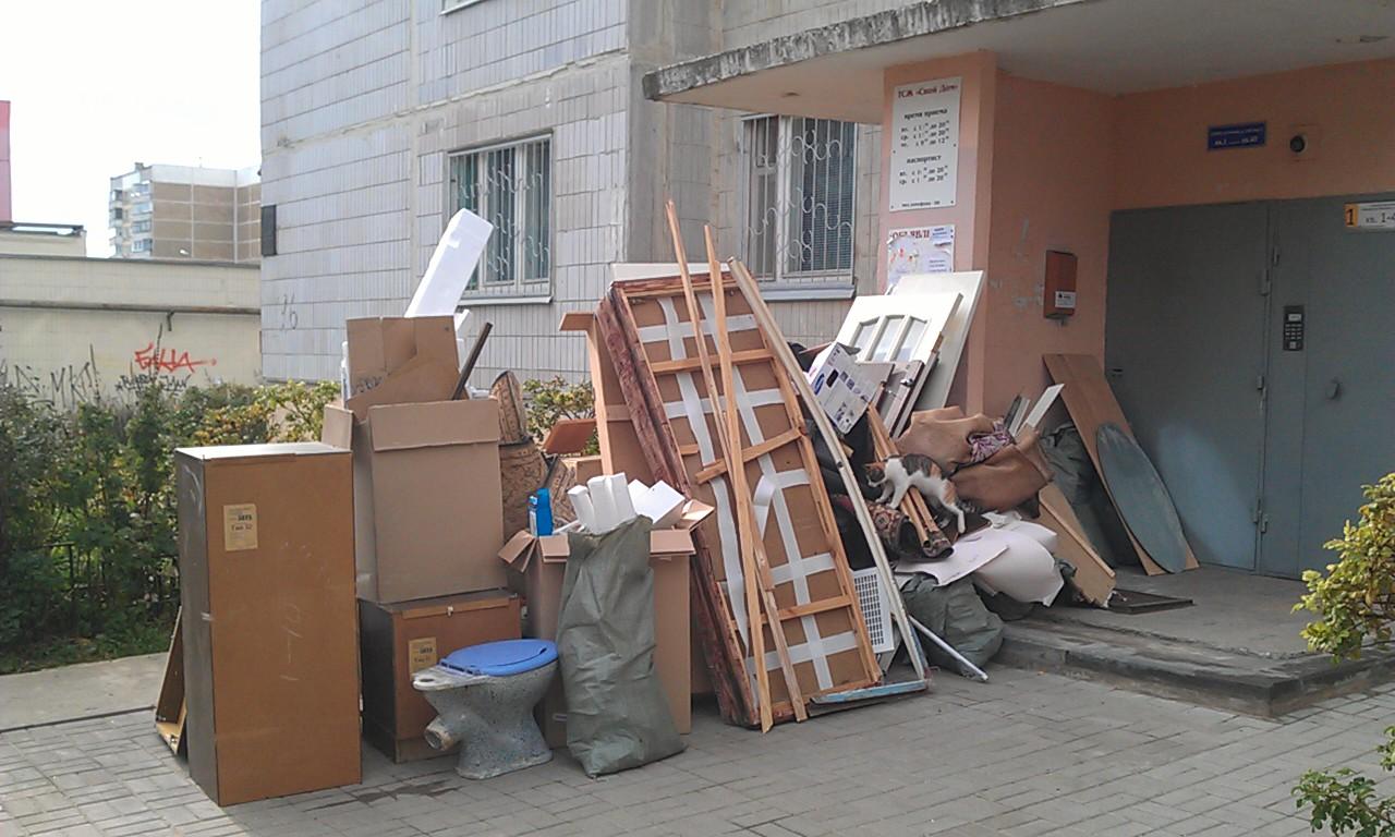 Предложение: Вывоз мебели. Очистка квартир от хлама