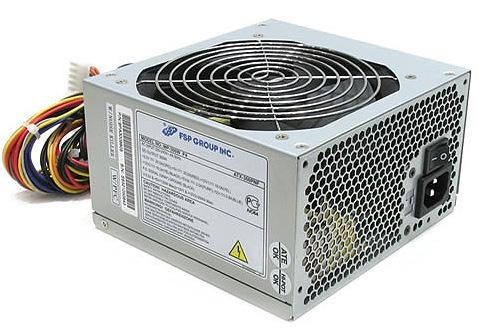 Продам FSP ATX-400PNR блок питания