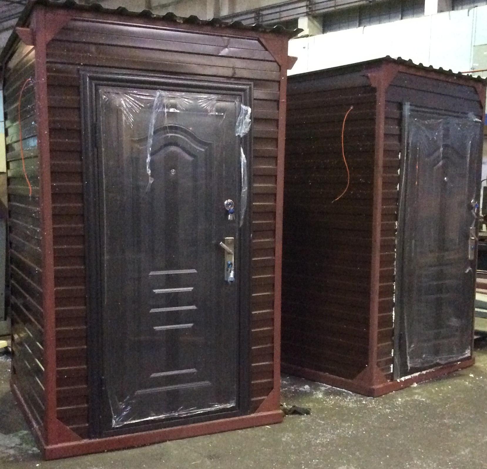 Продам Бытовка-туалет (модульное здание).