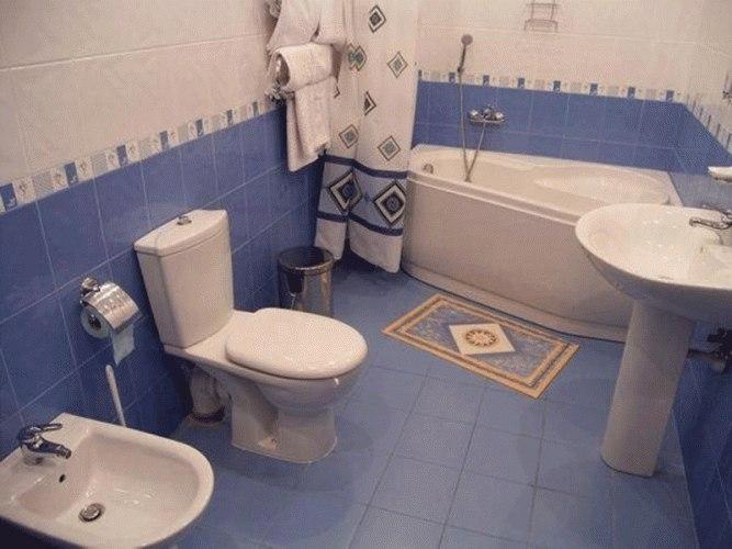 Предложение: Ремонт ванной комнаты, санузлов под ключ