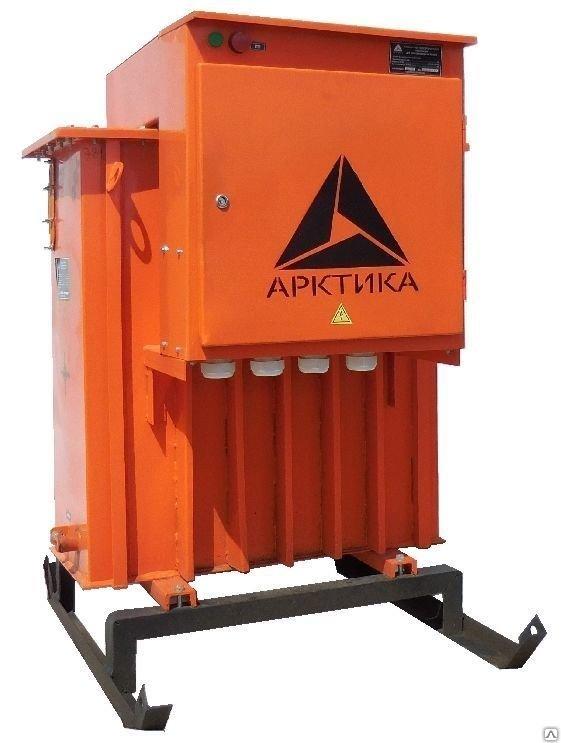 Предложение: Аренда трансформатора для прогрева бетон