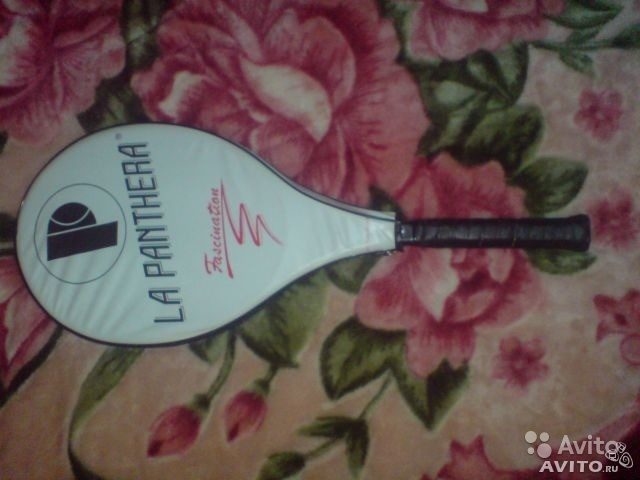 Продам Ракетка для большого тенниса La Panthera