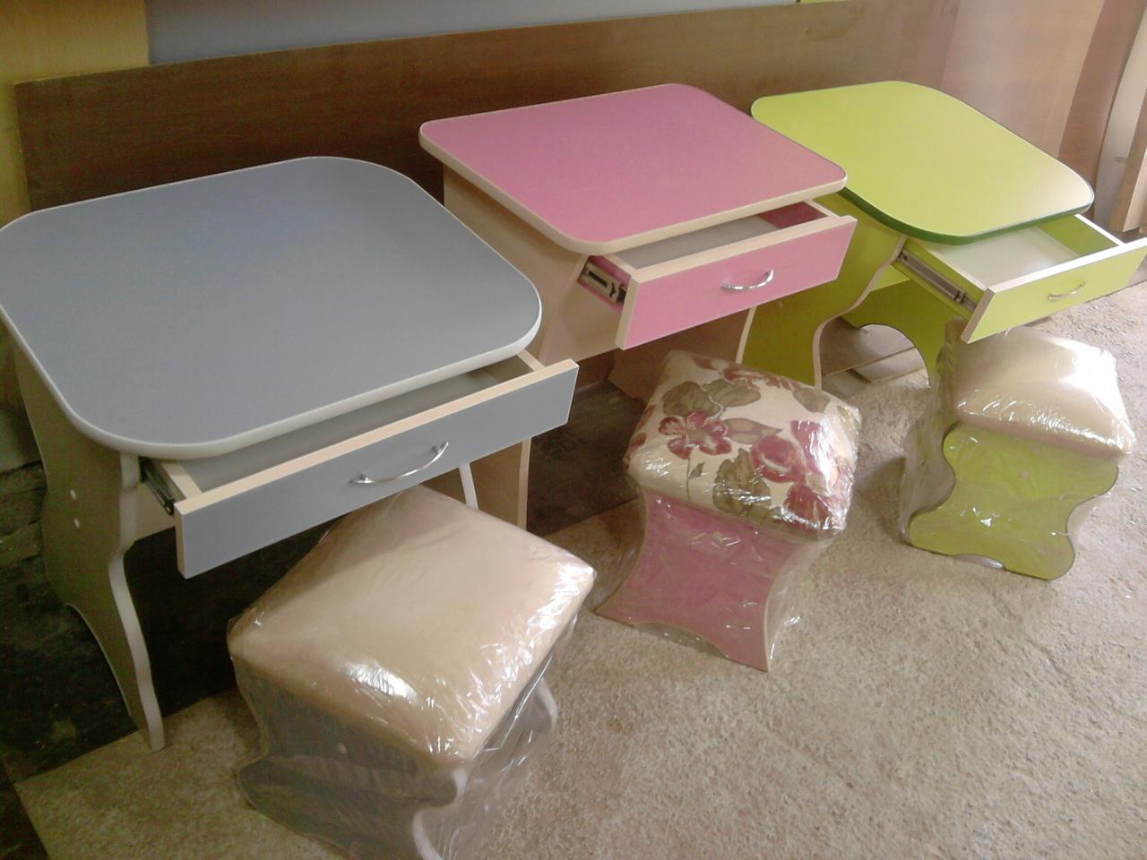 Продам Новый детский стол и стульчик