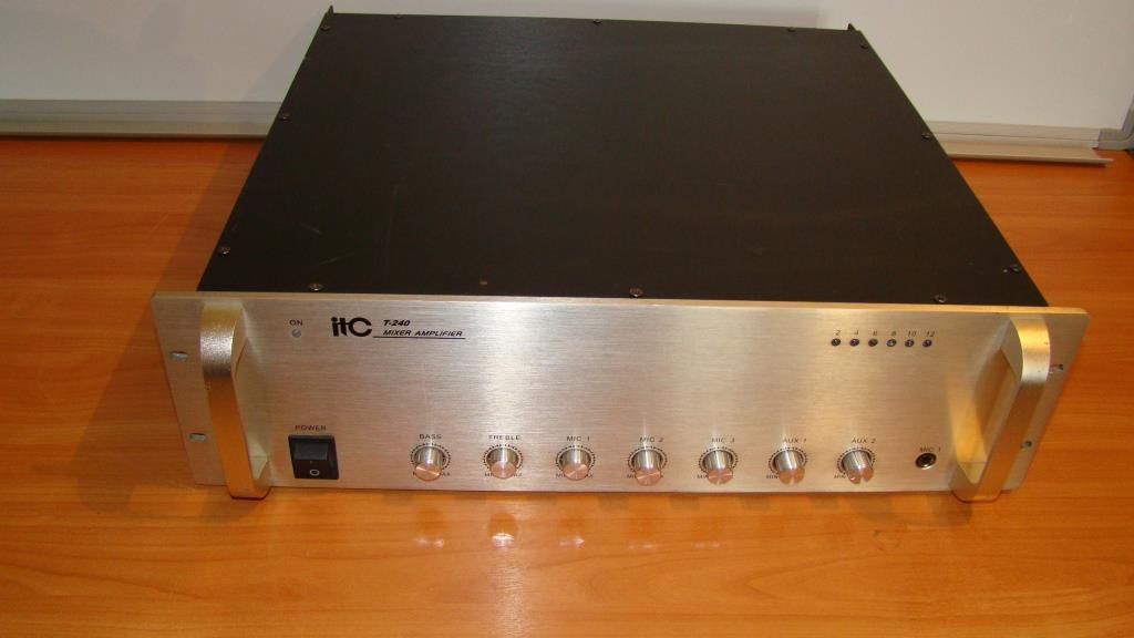 Продам Трансляционный усилитель ITC T-240