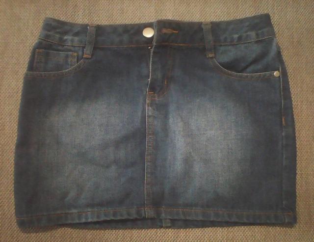 Продам Продам джинсовую юбку в хорошем состояни