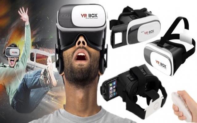 Продам   VR BOX - 3D очки виртуальной реальност