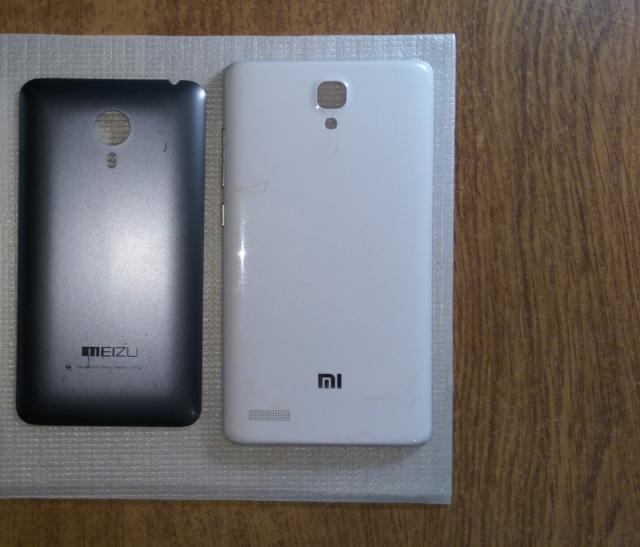 Продам Крышка для Meizu MX4 Xiaomi Redmi Note 1