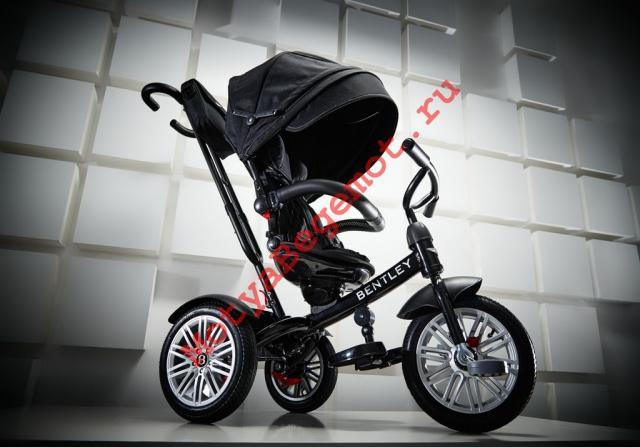 Предложение: Детский трехколесный велосипед Bentley