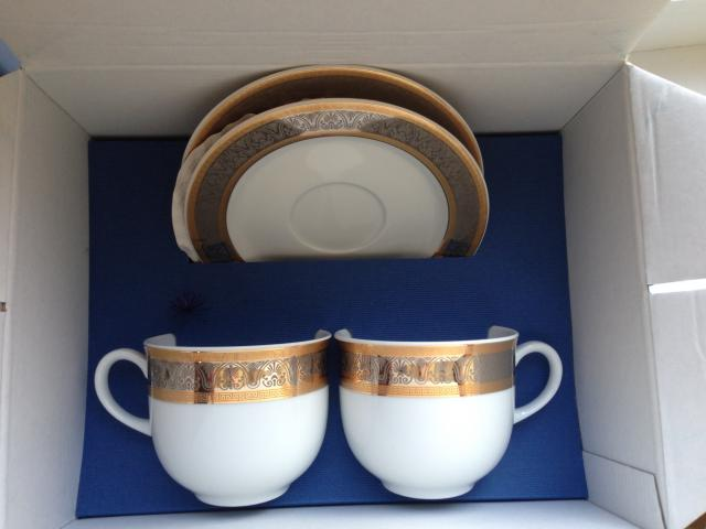 Продам Чайный сервиз Опал в подарочной коробке