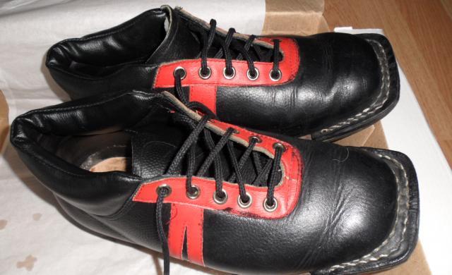 Продам ботинки лыжные 37р