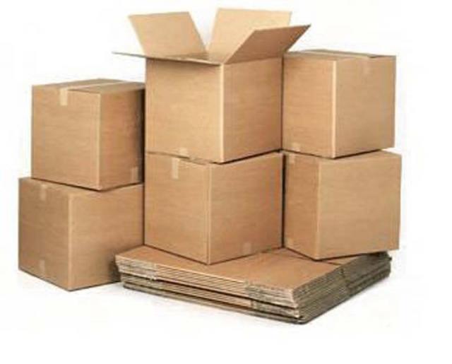 Отдам даром Коробки картонные