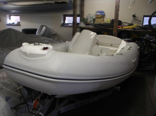 Продам Моторная лодка Rib Brig E 380
