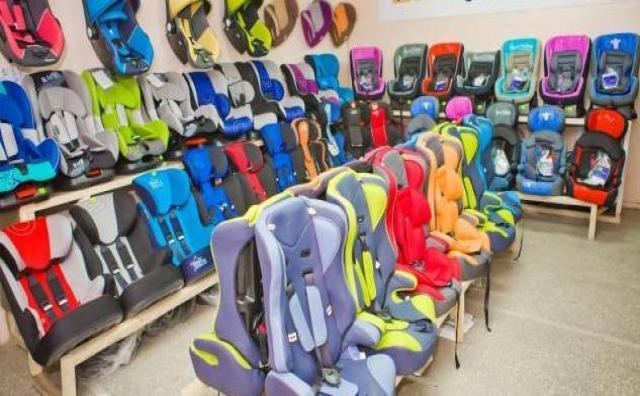 Продам Детские автокресла всех возрастных групп