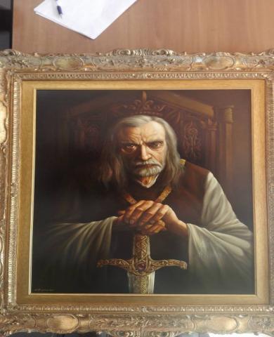 Продам Картина - Король Лир, автор Федоренко