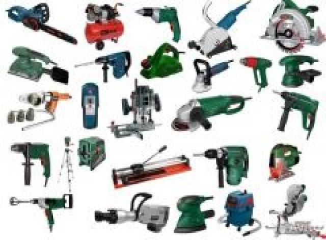 Предложение: Ремонт электро и бензо инструмента
