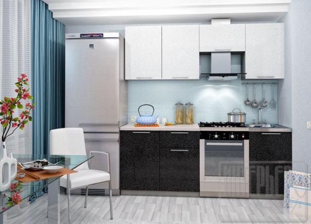 Продам Кухонный гарнитур Олива 2,1 м (разные цв