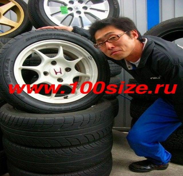 Продам летние шины Bridgestone Potenza