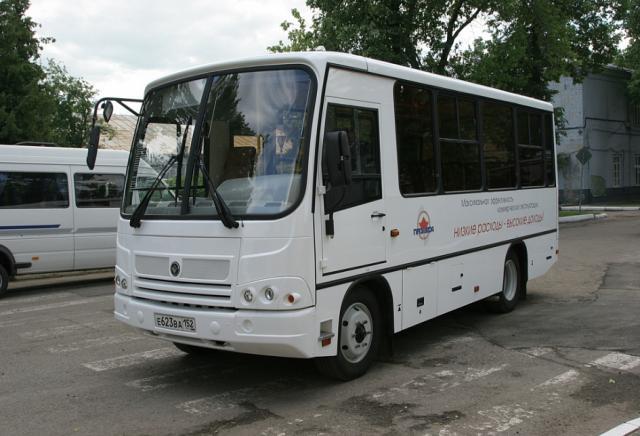 Продам автобус пригородный