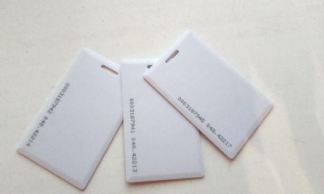 Продам: Пластиковые карты доступа EM Marine