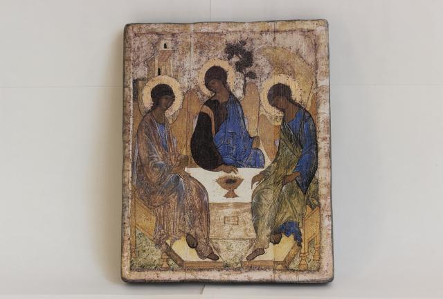 Продам «Троица» — икона Святой Троицы.
