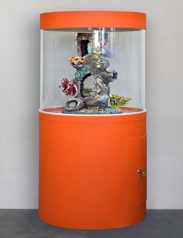 Продам Продам аквариум цилиндрический на 154л