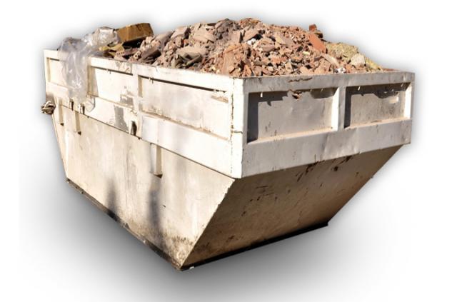 Предложение: Контейнер в аренду. Вывоз мусора