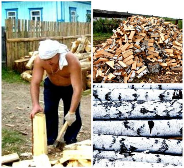 Продам Дрова колотые с доставкой в Челябинске