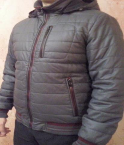 Продам Зимняя мужская куртка Б/У
