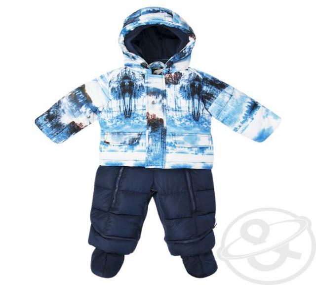 Продам Комбинезон зимний детский 74 размер