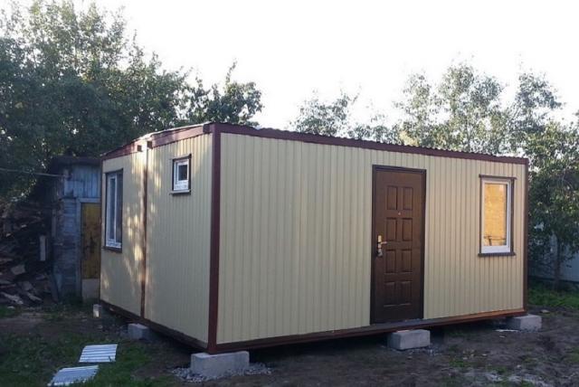 Продам Дачные домики от 5360 рублей кв.м.
