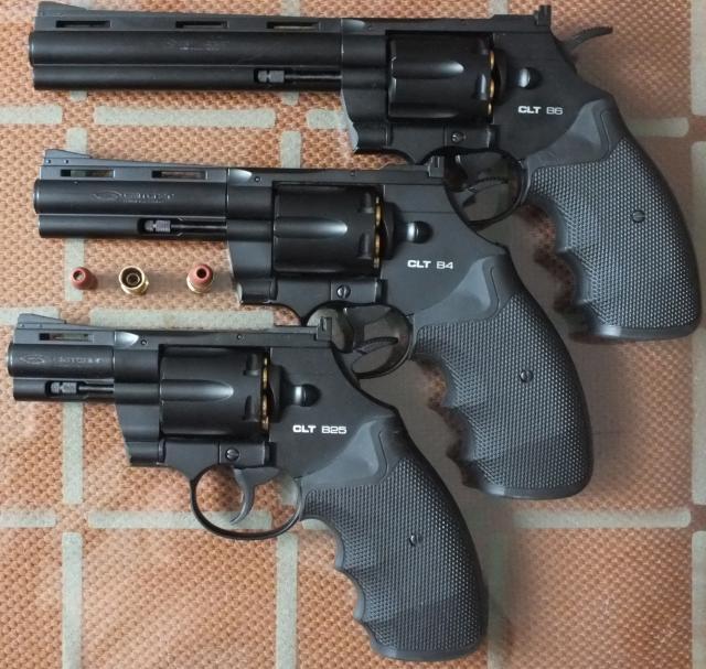 Продам Пневматические револьверы
