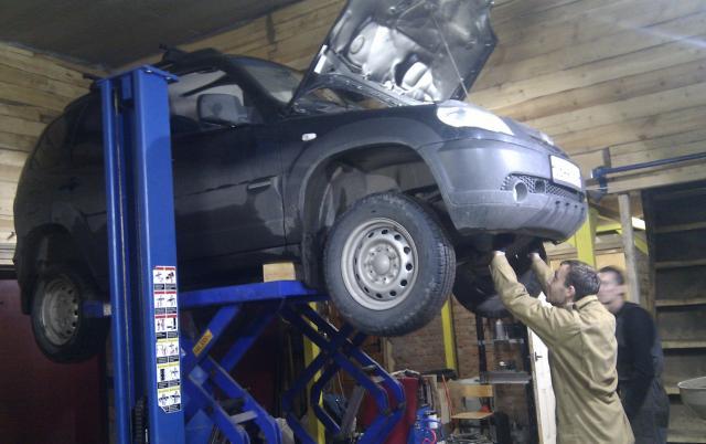 Предложение: Ремонт легковых авто в Сыктывкаре