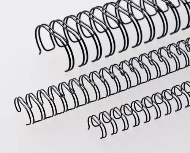 Продам Металлические переплётные пружины (форма