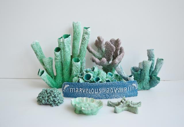 Продам Аквариумные украшения, кораловые рифы