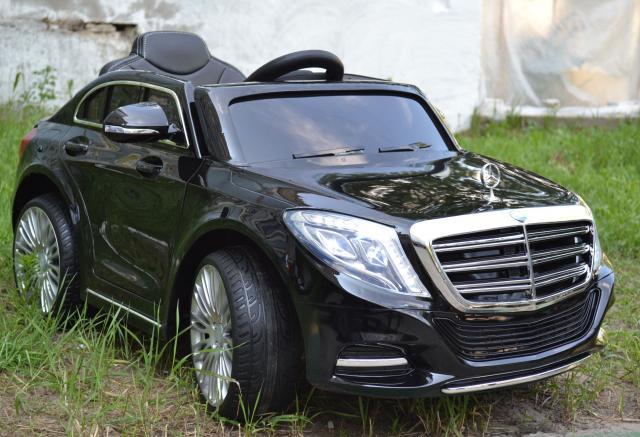 Предложение: Электромобиль детский Mercedes s600