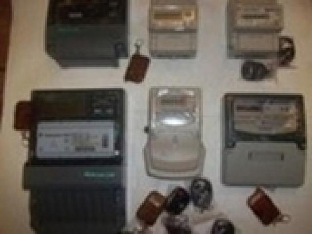 Продам  Счетчики электроэнергии с пультом