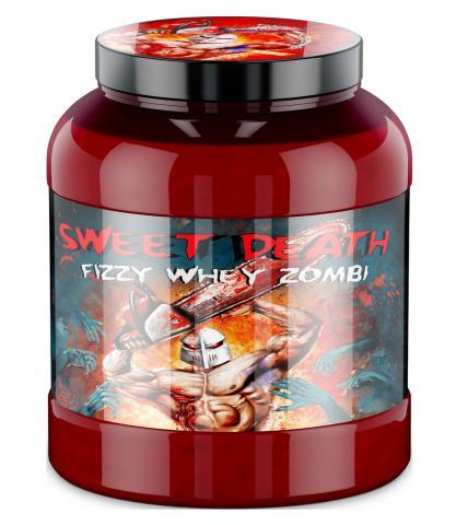 Продам Шипучий протеин SWEET DEATH fizzy whey