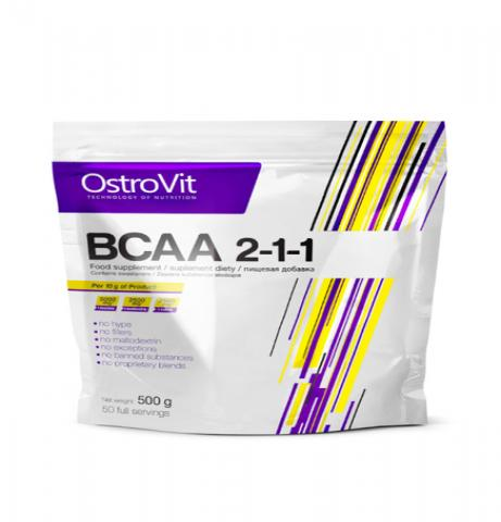Продам BCAA 2:1:1 Ostrovit 500 г