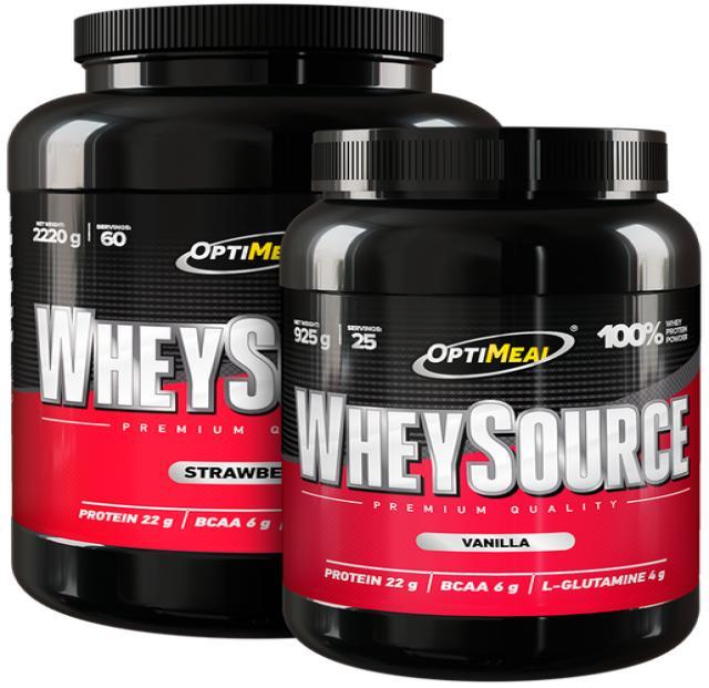 Продам Сывороточный протеин OptiMeal WheySource
