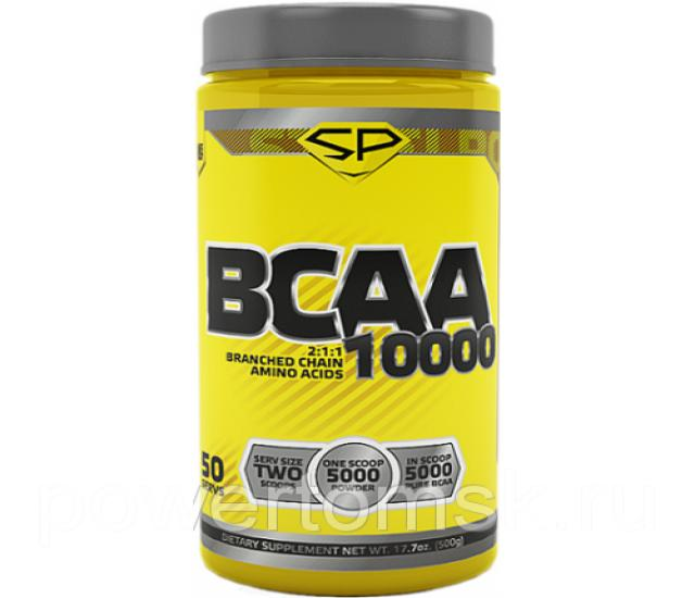 Продам BCAA 10000 2:1:1 500г SteelPower