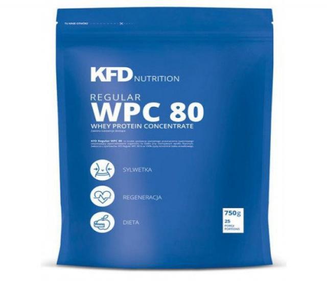 Продам Сывороточный протеин WPC 80 REGULAR 750
