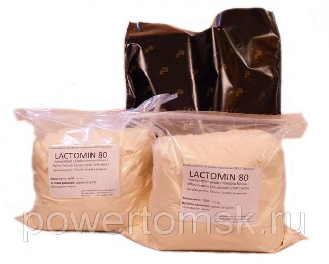Продам Протеин КСБ Lactomin 80 (Германия)